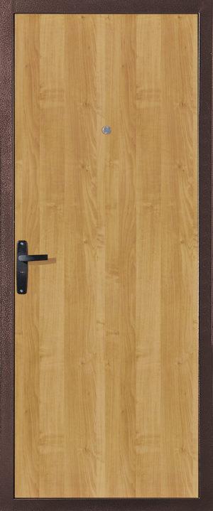 Дверь модель 060 миланский орех