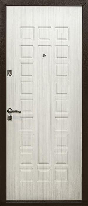 Входная металлическая дверь 131 0486 (венге)