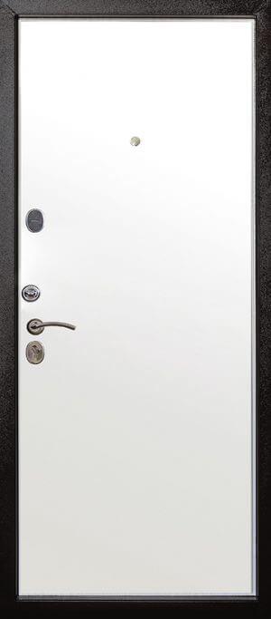 Входная металлическая дверь 541 0409 (венге)