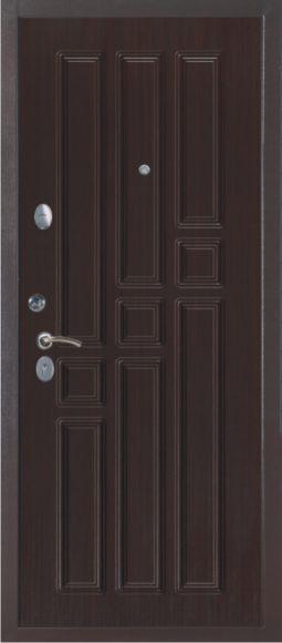 Дверь модель 541 - Ф-10 эмаль белая