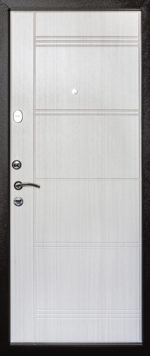 Входная металлическая дверь 553 0446 (венге)
