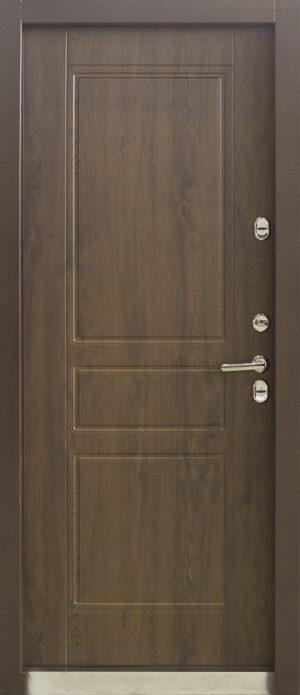 Дверь Модель 601 - 4010 (темный дуб)