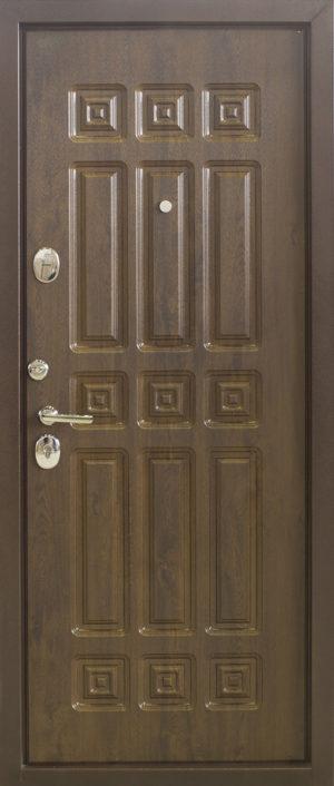 Дверь Модель 613 -4068 (темный дуб) внутренняя