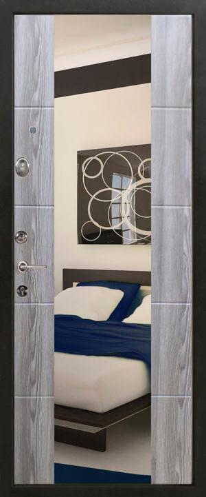 Дверь модель 5736 -Т1 ЯСЕНЬ ГРЕЙ внутренняя