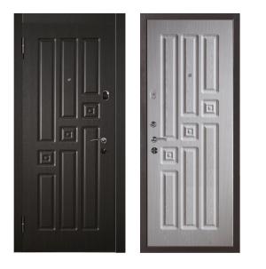 Входные двери с покрытием МДФ