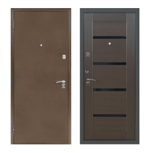 Входные металлические двери эконом класса