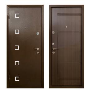 Входные стальные двери серии Стандарт
