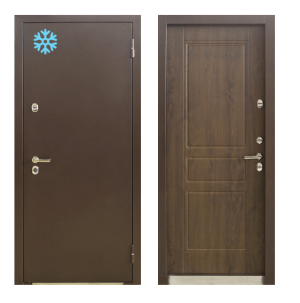 Входные железные двери с терморазрывом